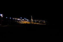 A la noche (martinnarrua) Tags: light luz beach argentina night del dark uruguay noche nikon shadows darkness playa concepcin entre ros amateur sombras oscuridad oscuro nikond3100