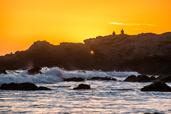Leo Carrillo Sunset (jimsheaffer) Tags: california camping beachcamping leocarrillo leocarrillostatebeach nikond750
