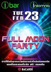 02-23-16 Club Insomnia and Ibar Pattaya Presents Full Moon Party (clubbingthailand) Tags: club dj nightclub nightlife insomnia pattaya walkingstreet clublife ibar httpclubbingthailandcom