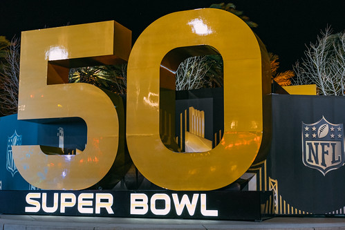 Super Bowl City