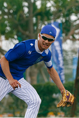 20160212-6609.jpg (midoguma) Tags: 小杉陽太 横浜denaベイスターズ 宜野湾市立野球場