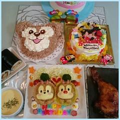 (;_;) ... (Disney Cakes) Tags: world birthday castle cakes make cake frozen baking orlando princess disney mickey fl how minnie wdw pops walt