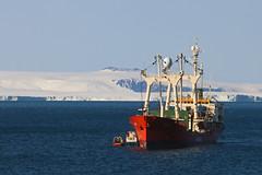DLR-Forscher erkundeten auf der MS Italica gemeinsam mit italienischen Ozeanographen die Terra Nova-Bucht
