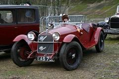 1930 Alfa Romeo 6C 1750 Supercharged (davocano) Tags: brooklands vintagesportscarclub vsccdrivingtests eas751 vsccbrooklands