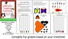 February Creations and Graphing Unit (CHSH-Teach) Tags: crafts math valentines february valentinesday graphing