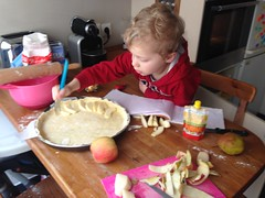 Malo tarte aux pommes (gab113) Tags: cuisine tarte malo pomme levallois