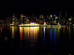 Nocturnal urban delight (peggyhr) Tags: skyline reflections harbour img5056 thegalaxy peggyhr heartawards portmetrovancouver thegalaxyhalloffame thelooklevel1red frameit~level01~ musictomyeyes~l1 super~sixbronzestage1 level1peaceawardsp1