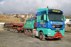 Allelys (A9 AWM) Tags: harbour wick caithness heavyhaulage allelys