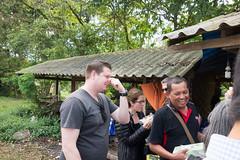 Durian (Kent Wang) Tags: thailand fruitstand
