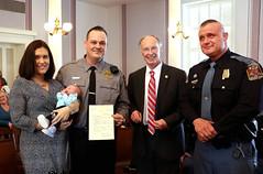 02-24-2016 State Trooper Honored