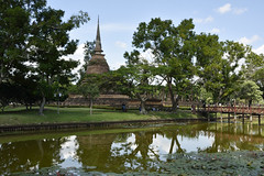 _GRL7675 (TC Yuen) Tags: architecture thailand ruins asia southeastasia buddha unesco worldheritage norththailand ancientcapital