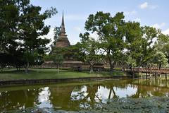 _GRL7675 (TC Yuen) Tags: architecture thailand ruins asia southeastasia buddha unesco worldheritage norththailand ancientcapital
