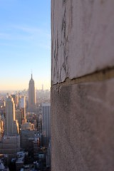 The Empire (Puyade) Tags: nyc building perspectiva citi
