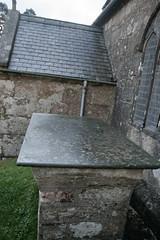 Watchmaker's grave, Lydford (Odd Wellies) Tags: church grave devon watchmaker lydford sx5084