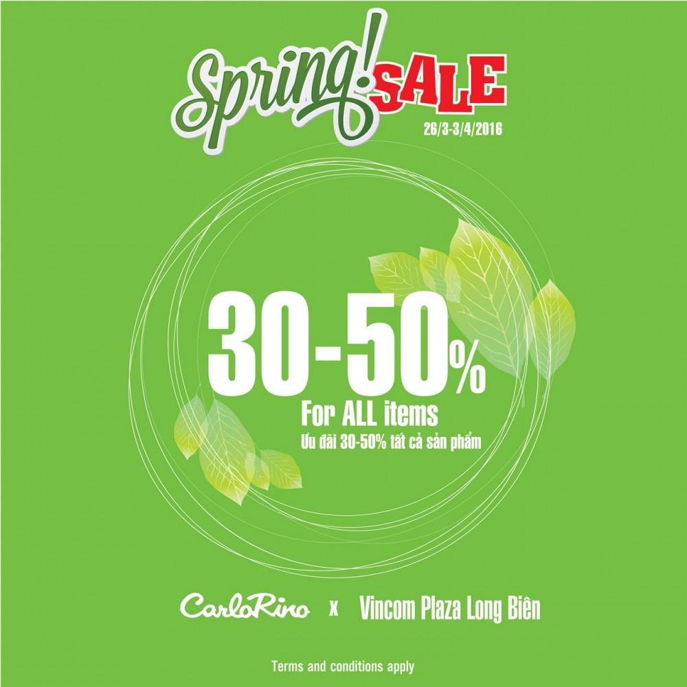 Carlo Rino Spring sale