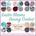 Easter Blooms Sewing Contest