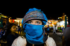Marta (Bruna Leticia Pinheiro) Tags: portrait marocco marrakech medina marrocos