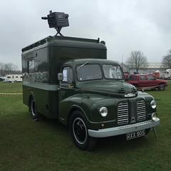 BBC ob vehicle (South Strand Trucking) Tags: show camera original classic car truck project coach ground lorry norwich restoration british van recording a47 coachbuilt