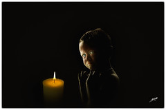 clair-obscur (boullard_a) Tags: portrait ombre clair obscur