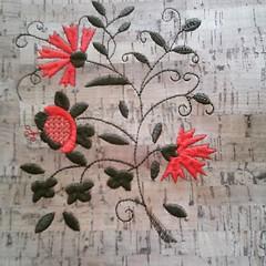 Bordado de Castelo Branco (leonilde_bernardes) Tags: portugal liege bordado kork técnica tradição cortiça