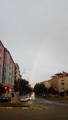 Merkez (Store4Our) Tags: cloud rain rainbow cloudy rainy elazig