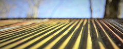 E48A7431 (johnsenchuk) Tags: trees sky sunlight abstract tennessee minimalism tinroof patina warmcolors claycounty redboilingsprings