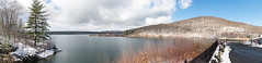 quabbinpano2016-3 (gtxjimmy) Tags: panorama snow water spring nikon massachusetts newengland supply ware belchertown quabbinreservoir d600 nikond600