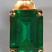 91/366 - Tourmaline earring