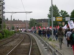 DSCN0861 (kbj102) Tags: germany protest police summit warming rostock global g8 anticapitalism anticapitalist heiligendamm