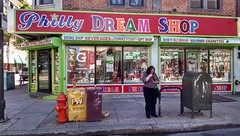 South Street Philly 2016 Dream Shop (wheeltoyz) Tags: street city philadelphia shop cheese liberty hall strawberry bell pennsylvania south dream rocky pa pretzels philly mansion norristown steaks mantua