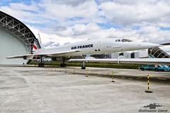 F-BVFC Aerospatiale BAC Concorde (Guillaume Carré) Tags: concorde toulouse blagnac spotting bac 2016 aerospatiale fbvfc aeroscopia