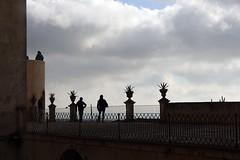castello di Donnafugata (leti zacca) Tags: people silhouette canon persona king persone re regina castello sicilia abito ragusa depoca donnafugata