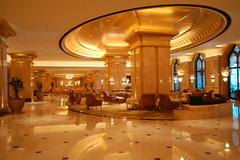 L'Emirates Palace a été le tout premier super palace d'Abu Dhabi (33) (hube.marc) Tags: hotel or super palace le été dhabi premier lux beau tout lemirates d'abu