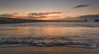 Seaham Sunrise
