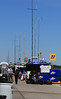 Pit Road behind the wall (glassman787) Tags: cars canon racing 7020028 pitroad barbersmotorsports
