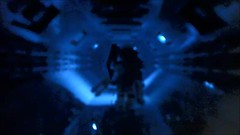 WIP Sci Fi Corridor film (SweStar) Tags: film lights random corridor wip fi sci
