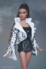 Agnes Nightfall (PruchanunR.) Tags: fashion doll von convention agnes weiss royalty nightfall