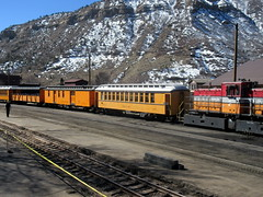 IMG_4954 (Autistic Reality) Tags: railroad usa america train us colorado unitedstates silverton unitedstatesofamerica transport landmarks trains landmark transportation co transports durango railroads narrowgauge coloradostate historiclandmark nationalhistoriclandmark dsng westernslope narrowgaugerailroad historiclandmarks nationalhistoriclandmarks stateofcolorado laplatacounty durangoandsilvertonnarrowgaugerailroad rockymountainwest