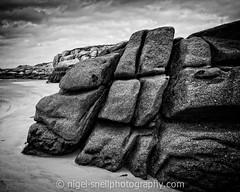 DSC_1854-4 (nigelsnell) Tags: beach rock landscape beachscene photo10 ononesoftware countydonegall