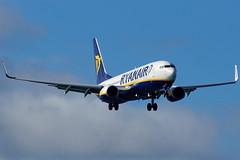 EI-EKP    737-8AS  Ryanair (Antonio Doblado) Tags: airplane aircraft aviation lanzarote boeing ryanair airliner 737 b737 aviación eiekp