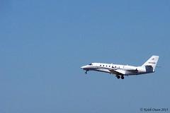 Business Jet (youngwarrior) Tags: oregon airplane jet salem corporatejet