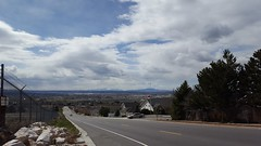 Mile Hill (denebola2025) Tags: clouds landscape utah spring view hill north sunny mormon lds ogden mile pleasant