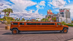 Hummer limo (YLev) Tags: travel las vegas sky car fun nikon limo stretch transportation hummer