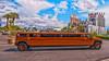 Hummer limo (YLev) Tags: travel las vegas sky car fun nikon limo stretch transportation hummer