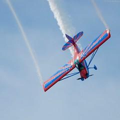 Super Decathlon flown by John Black at Melbourne Airshow, Florida, 106-04-03 (Nikonfan1346) Tags: florida airshow