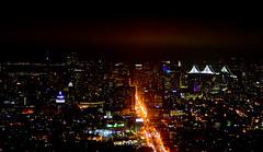 San Francisco! (slim studios) Tags: california longexposure usa skyline cityscape sigma1850f28 nikond3100