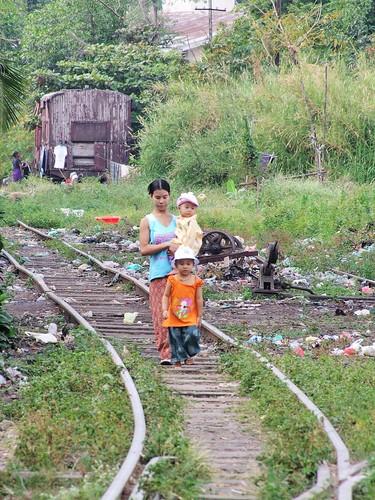 Yangon 2008 - Myanmar 35