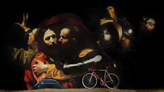 C&C (Luc1659) Tags: bike colore writer colnago murales caravaggio luce andrearavomattoni colnaghina