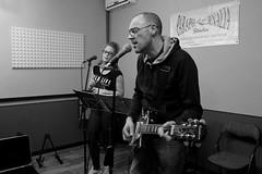 IMG_5311 (PsychopathPh) Tags: la sala musica toscana anima prato nell cantante musicisti prove chitarrista bassista batterista inaudito