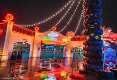 Luigi's Casa Della Tires (Samantha Decker) Tags: california ca disneyland socal anaheim themepark disneyscaliforniaadventure canonef1635mmf28liiusm canoneos6d carsland samanthadecker socal16